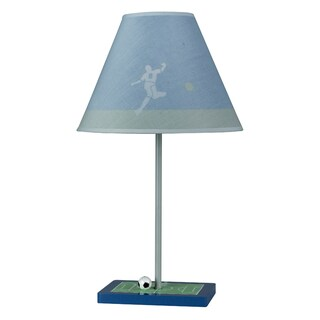 Cal Lighting Soccer Theme Youth Table Lamp
