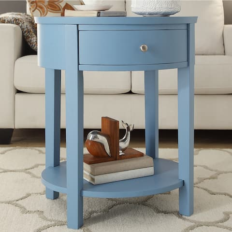 Buy Blue Coffee, Console, Sofa & End Tables Online at Overstock ...