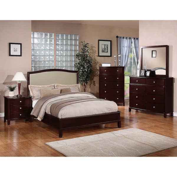 Alcide 5-piece Queen-size Bedroom Set