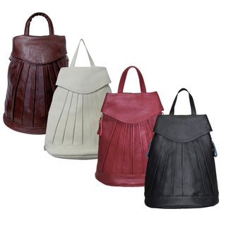 Leather Backpacks - Overstock.com Shopping - We've Got The ...