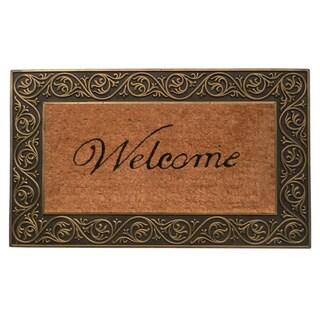 Prestige Gold Welcome Doormat (1'6 x 2'6)