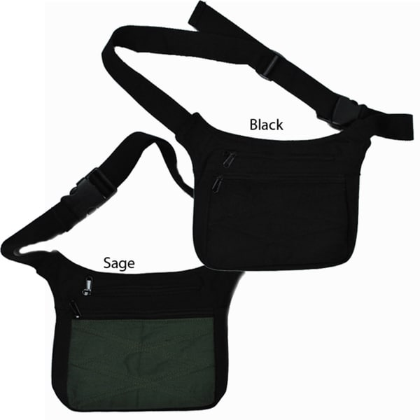 Basic Cotton Fanny Pack (India)