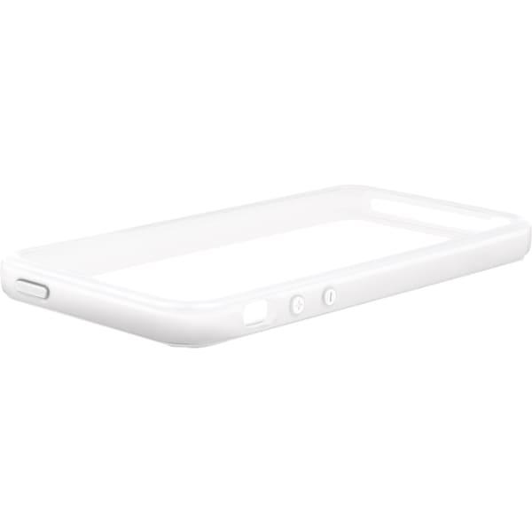 Macally Protective Frame Case (White Color)
