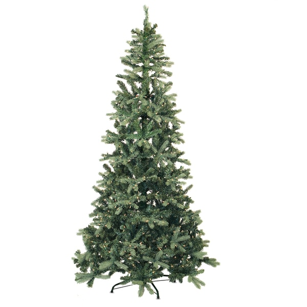 Decorative Medium Blue Spruce Christmas Tree (6.5 Feet Tall)