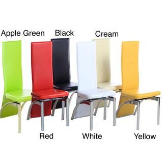 Jenna Modern Dining Chairs (Set of 2)
