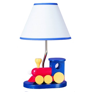 Cal Lighting Choo Choo Train Youth Table Lamp