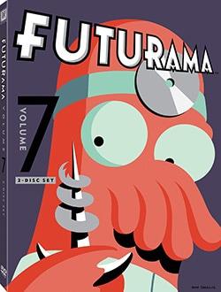 Futurama: Vol. 7 (DVD)