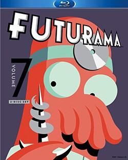 Futurama: Vol. 7 (Blu-ray Disc)