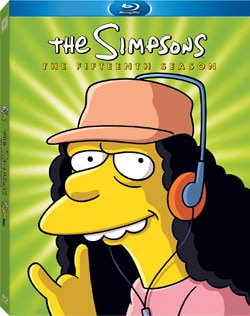 The Simpsons: The Complete Fifteenth Season (Blu-ray Disc)