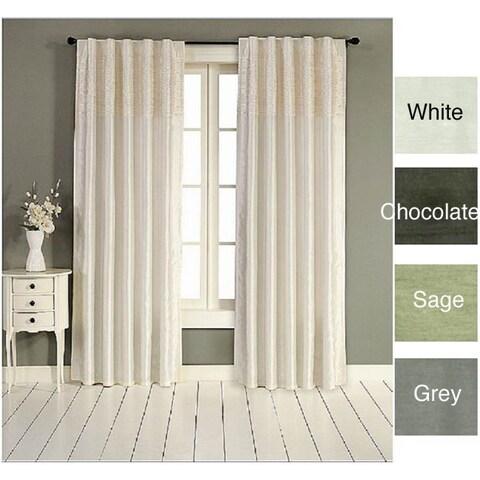 Brielle Home Profile Lasercut Design Curtain Panel