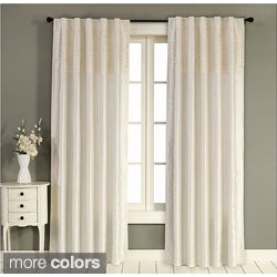 Brielle Home Profile Lasercut Design Curtain Panel