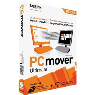 Laplink PCmover v.8.0 Ultimate with High Speed Cable - Complete Produ