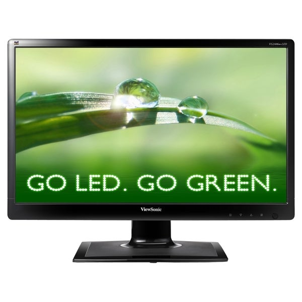 "Viewsonic VA2406M-LED 24"" LED LCD Monitor - 5 ms"