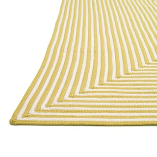 Hand-braided Cromwell Indoor/Outdoor Rug - 5' x 7'6