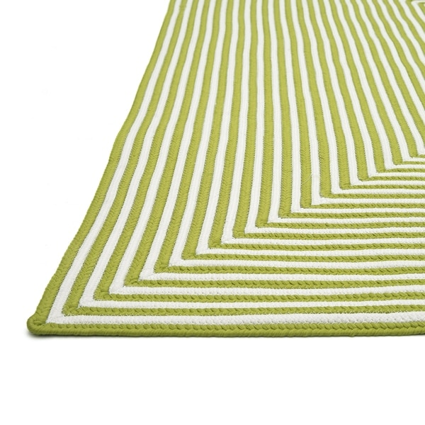 Shop Hand Braided Cromwell Indoor Outdoor Rug 7 6 X 9 6