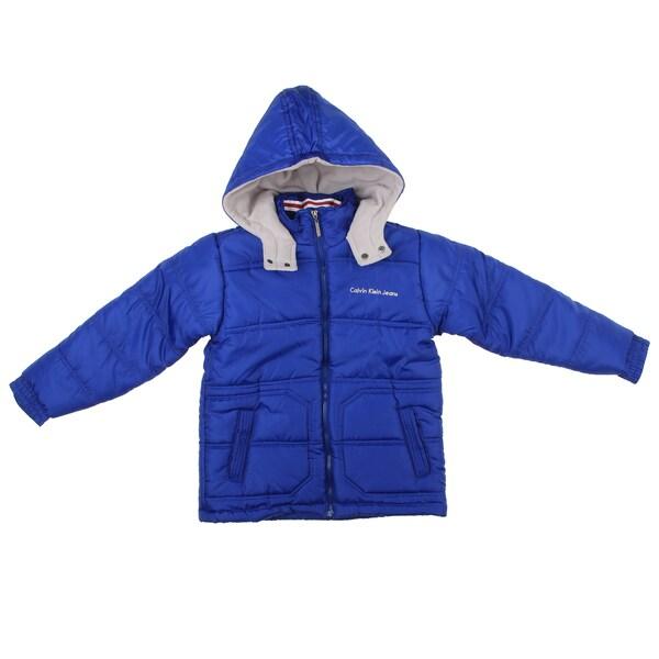 Calvin Klein Boy's Puffer Jacket FINAL SALE