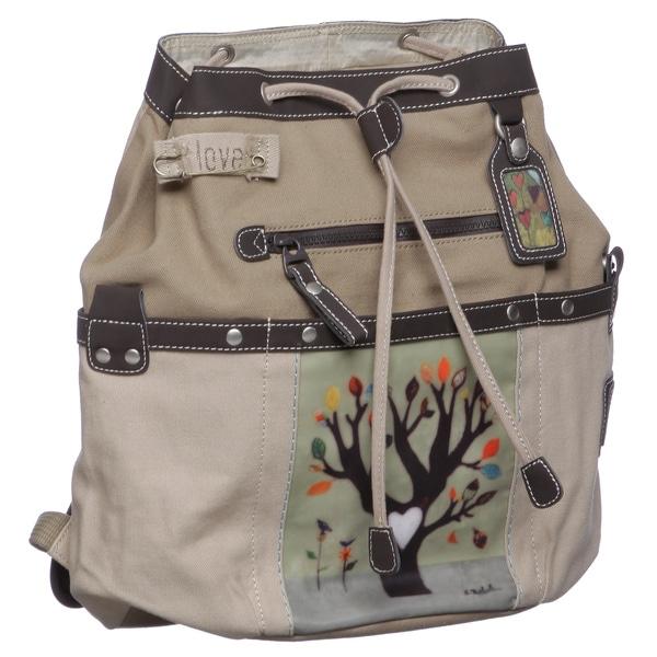 Sherpani Sonoma 15-inch Falling Tree Backpack