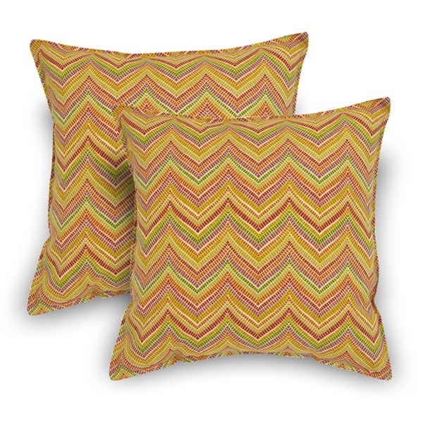 Rozelle 14x20-inch Spice Pillows (Set of 2)