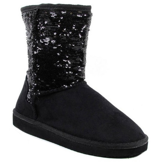 47e2a498af3 I-Comfort Women's Sparkle Boots