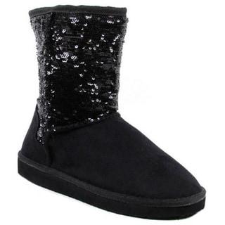 I-Comfort Women's Sparkle Boots