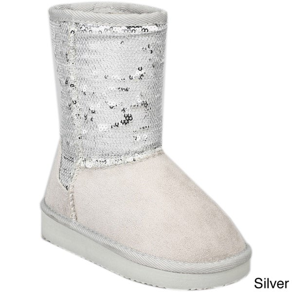 Sparkle Boots - Overstock