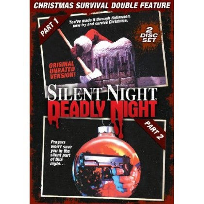 Silent Night/Deadly Night 1 & 2 (DVD)