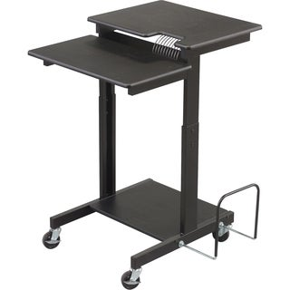 Balt Adjustable Height Web A/V Cart