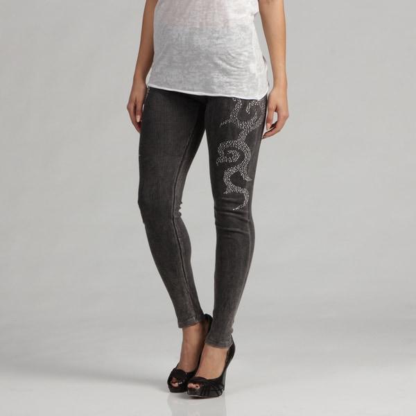 Tabeez Mineral Wash Thermal Diamond Lounge Pants