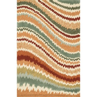 Hand-Tufted Portia Spice Rug (9'3 x 13'0)