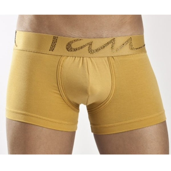 JAM Men's 'Jam Rocks' Gold Crystal Trunk Underwear