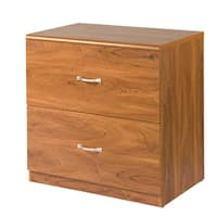 Pine Canopy Arbutus 2-drawer Autumn Oak File Cabinet