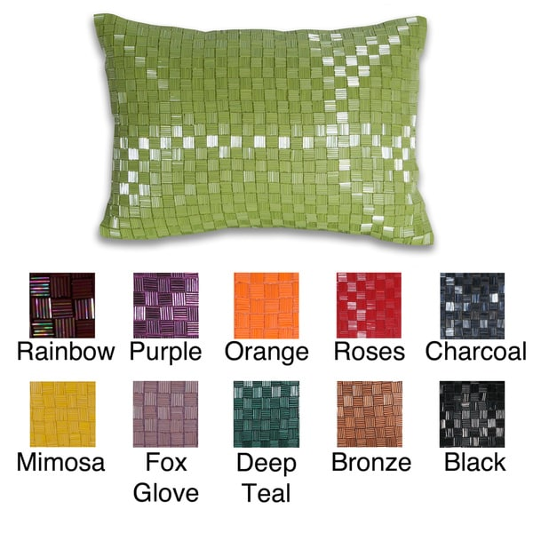 Marlo Lorenz Sorrel 10 x 14 inch Pillow