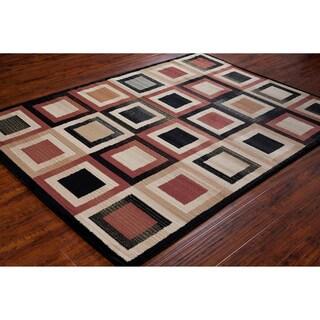 Artist's Loom Indoor Contemporary Geometric Rug