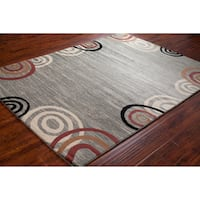Artist's Loom Indoor Contemporary Geometric Rug
