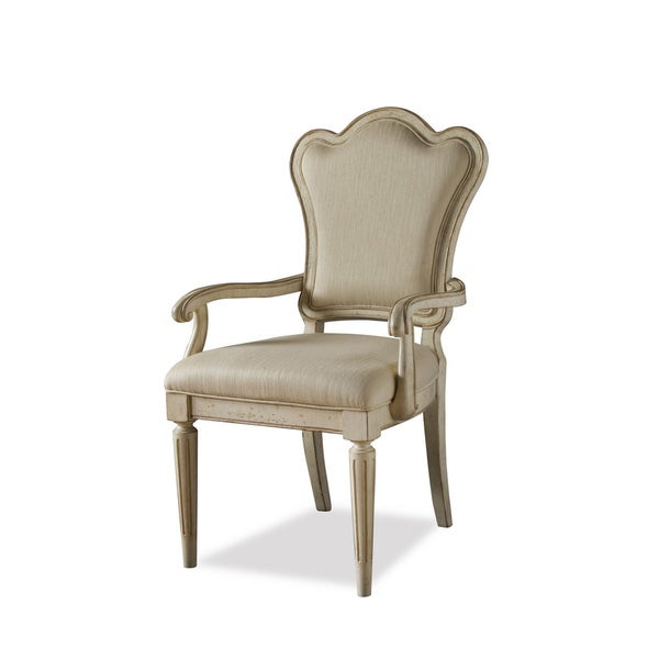 A.R.T. Furniture Provenance Upholstered Back Arm Chair (Set of 2)