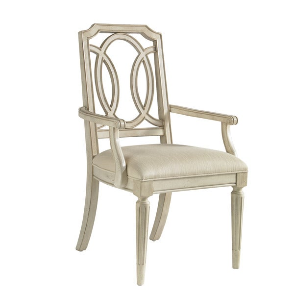 A.R.T. Furniture Provenance Arm Chair Linen (Set of 2)