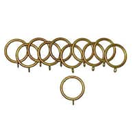 Historical 12-piece Gold Rings Set