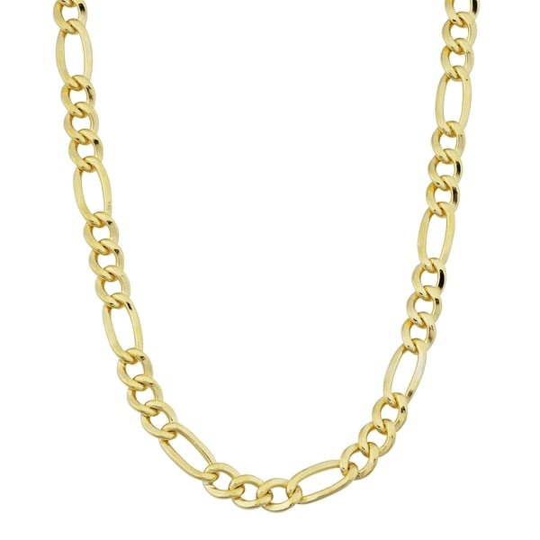gold chain necklace tri chains triple color