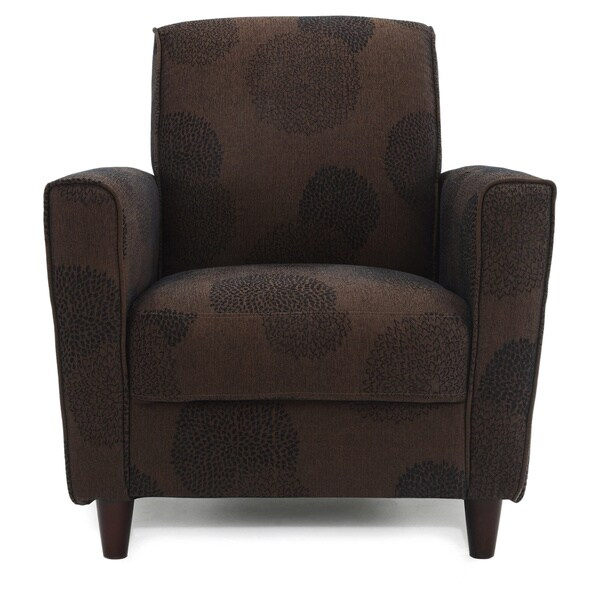 Enzo Accent Chair Sunflower - Free Shipping Today - Overstock.com - 14781115