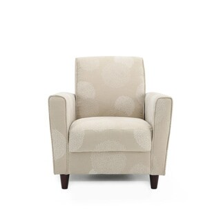 Porch & Den Corktown Leverette Sunflower Accent Chair