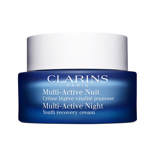 Clarins Multi-Active Night Youth Recovery Comfort Cream Normal to Dry Skin