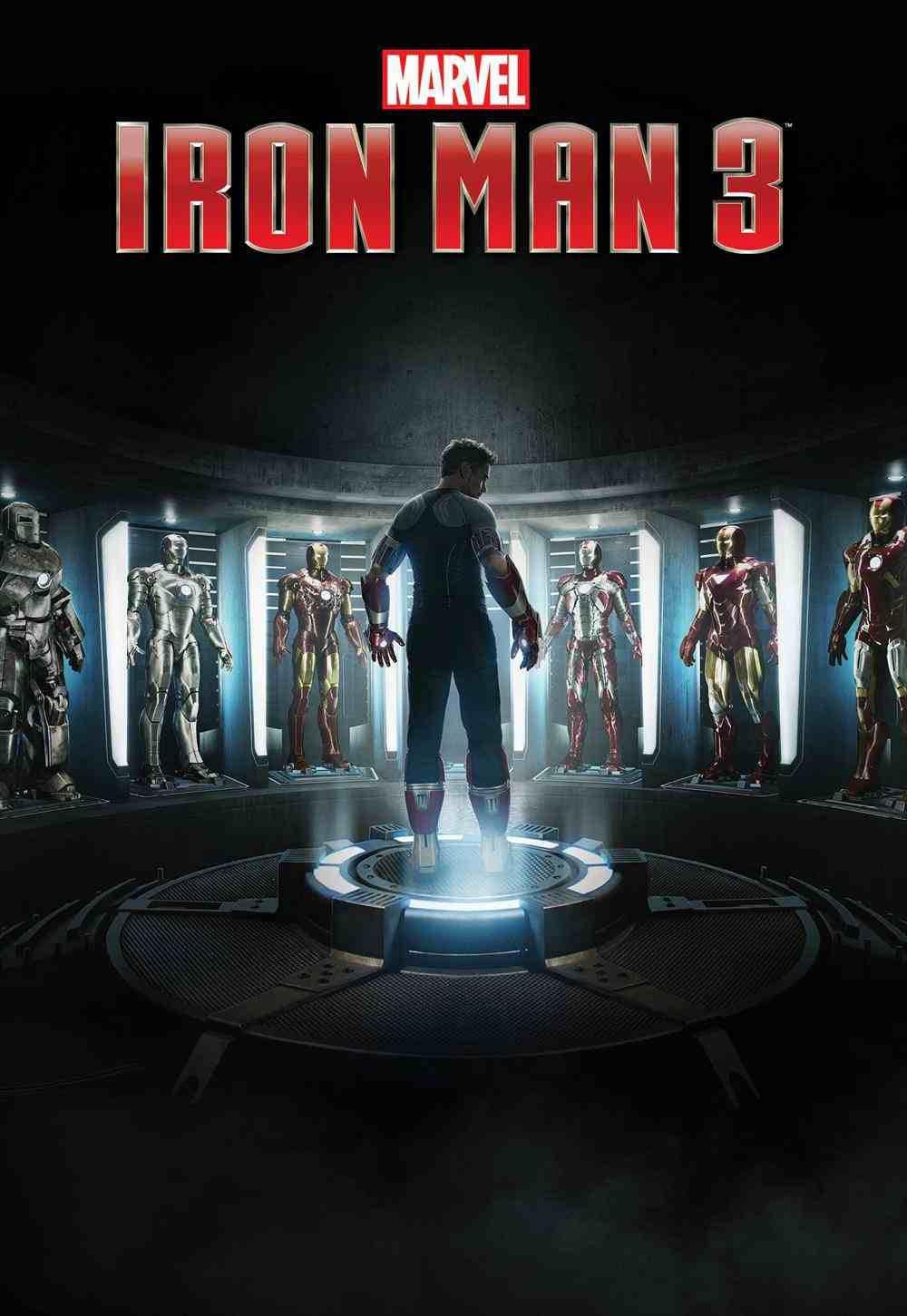 Iron Man 3 Junior Novel (Paperback)