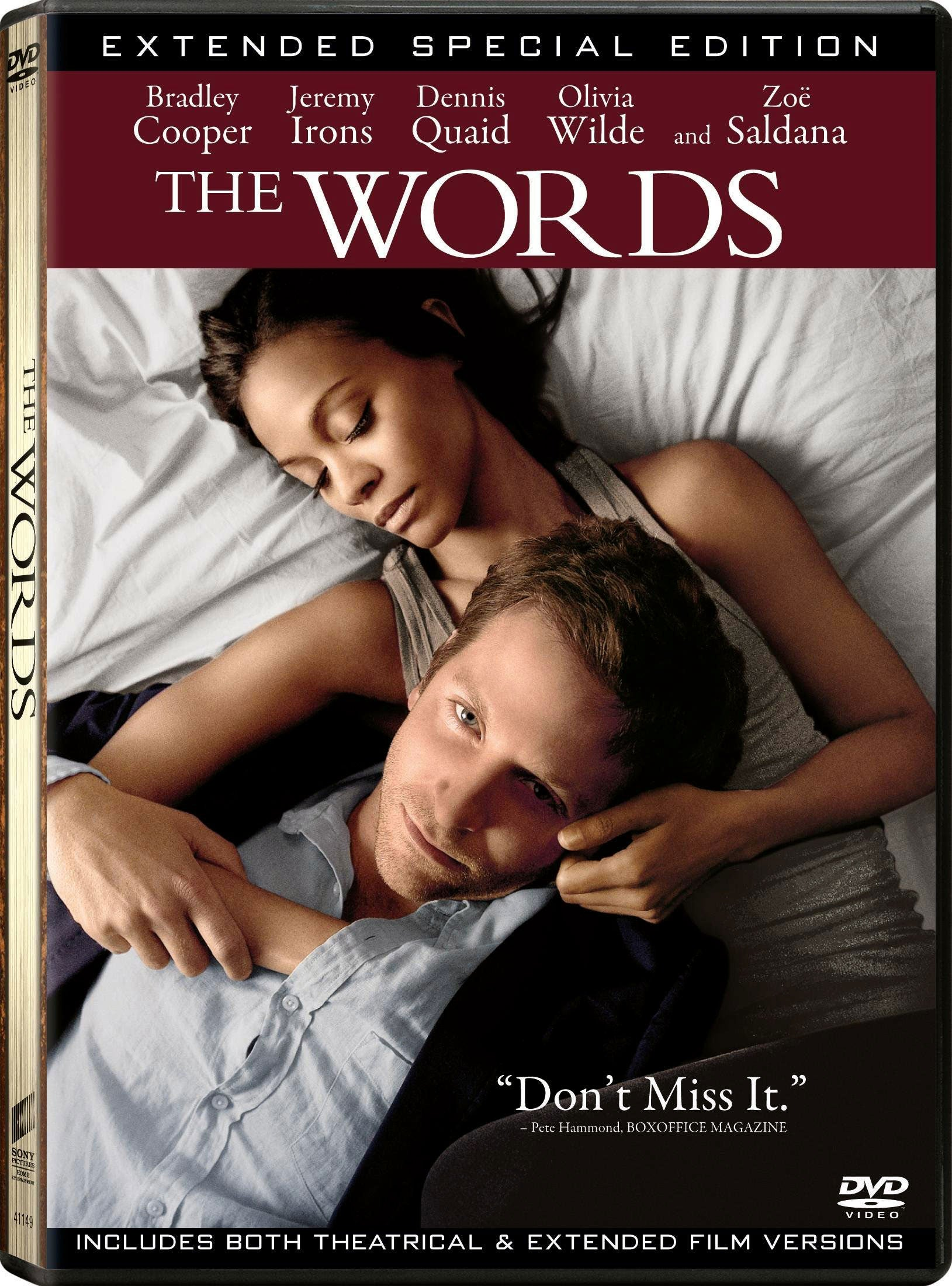 The Words (DVD)