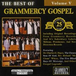 BEST OF GRAMMERCY GOSPEL - VOL. 5-BEST OF GRAMMERCY GOSPEL