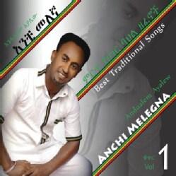 ANDUALEM AYALEW - VOL. 1-ANCHI MELEGNA (ETHIOPIAN CONTEMPORARY TRADI