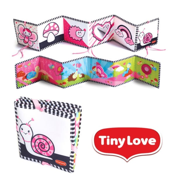 Tiny Love Tiny Princess Double-sided First Book