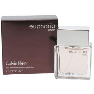 Calvin Klein Euphoria Men's 1-ounce Eau de Toilette Spray