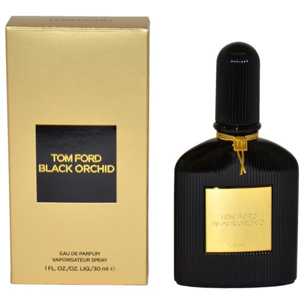 shop tom ford black orchid women 39 s 1 ounce eau de parfum spray free shipping today overstock. Black Bedroom Furniture Sets. Home Design Ideas