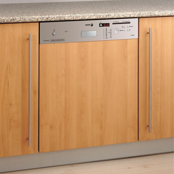 Semi-integrated 3.6 Cubic Feet LFA19IX Dishwasher
