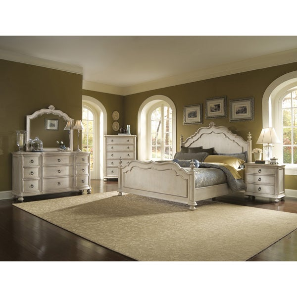 A.R.T. Furniture Provenance Panel 4-piece Queen Bedroom Set